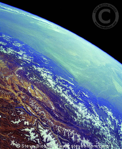 nasa himalayas from space - photo #10