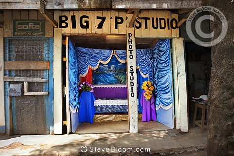 Big 7 Photo Studio, Nairobi, Kenya.