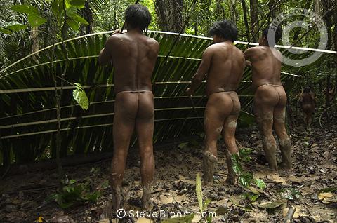 amazon jungle tribe nudes