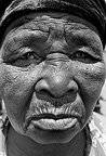 Woman, Swaziland, 1976, South Africa
