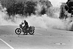 Teargas, Cape Town 1976, South Africa