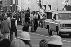 Man being arrested, Cape Town 1976, South Africa