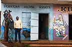 Downtown Welding Services, outskirts of Nairobi, Kenya