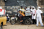 Kayu Caf� Bike, outskirts of Nairobi, Kenya