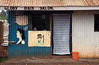 Glory Hair Salon, outskirts of Nairobi, Kenya
