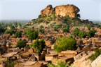 Dogon village, Dogon Country, Mali