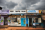 New Wave Gym, Nairobi, Kenya.