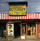 The Promised Butchery, Nairobi, Kenya.