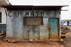 Car wash / adults only, Nairobi, Kenya.