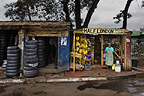 The Half-London greengrocer, Nairobi, Kenya.