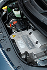 Engine of the hybrid prototype car Cleanova