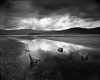 Reflections of clouds in water Ardnamuchan Peninsula�
